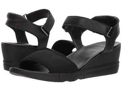 4d2beb82c32b Naturalizer(ナチュラライザー) レディース 女性用 シューズ 靴 ヒール Irena - Black Stretch Leather
