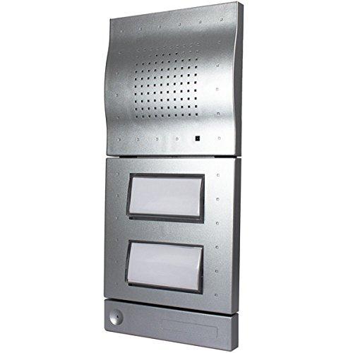 Telegärtner DoorLine Classic mit 2 Klingeltastern