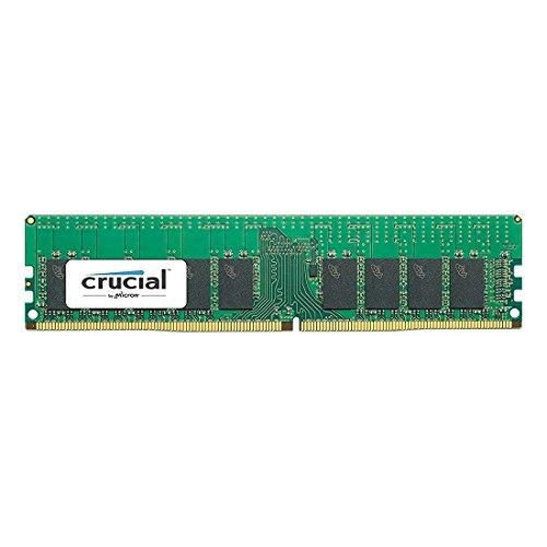 Crucial 8GB Single DDR4 2400 MT/s (PC4-19200) DR x8 RDIMM 288-Pin Memory - (Sdram Rdimm Memory)