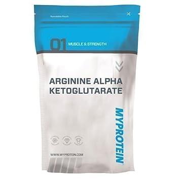 Myprotein Arginin Alpha Ketoglutarat Ohne Geschmack Beutel 500g