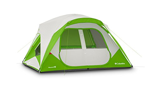 Columbia Sportswear Pinewood 6 Person Dome Tent Fuse