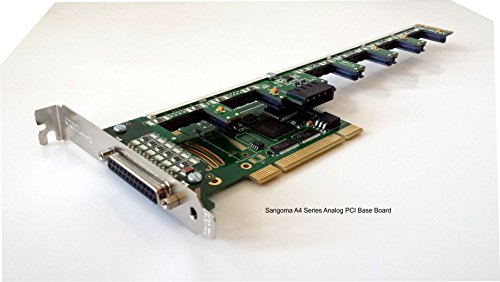 Sangoma A40402 8FXS 4FXO analog card - PCI