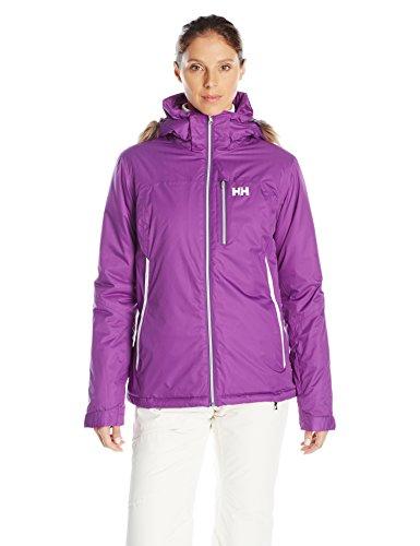 Helly Hansen Women's Sunshine Insulated Jacket, Sunburned Purple, Small ()