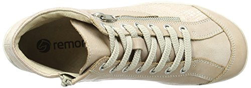 R3462 silver EU Femme Hautes Rose Remonte Whitenude Sneakers 36 Rose 31 Lightrose zwBzd7