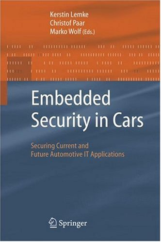 Download Embedded Security in Cars Pdf