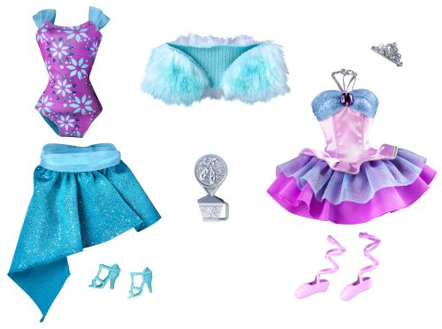 Barbie I Can Be Dance Fashion Pack -