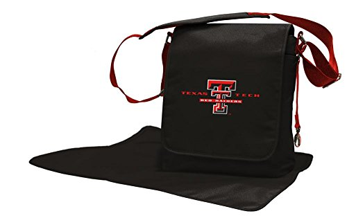 Lil Fan Big 12 Teams Messenger Bag (Texas Tech University) by Lil Fan