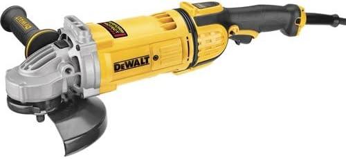 DEWALT Angle Grinder, 7-Inch, 8,500 RPM, 4.9-HP DWE4597