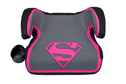 KidsEmbrace DC Comics Wonder Woman Backless Booster Car Seat 4801WWMCAN