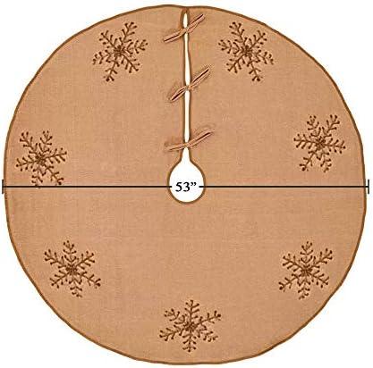 Beaded Snowflake Circular Cape ALLEGRO