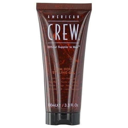 American Crew Men's Firm Hold Gel Tube 3.3-Ounce Revlon Professional 76033