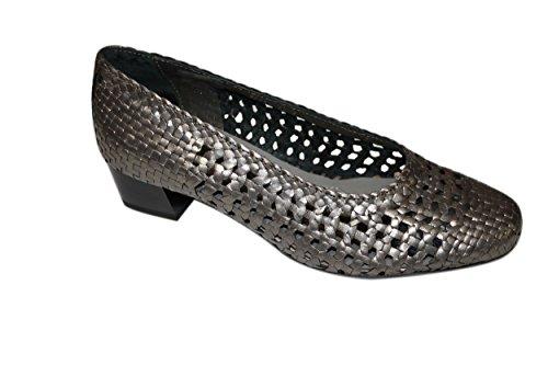 Metálico de ara 35856 para mujer vestir Zapatos 12 12 Fcvqw8g