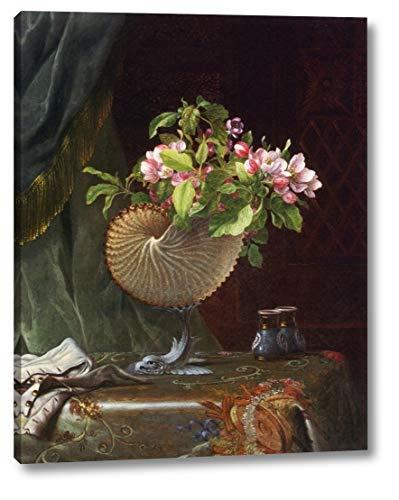 Victorian Still Life - Victorian Still Life with Apple Blossoms by Martin Johnson Heade - 17