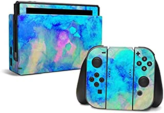 product image for Electrify Ice Blue - Decal Sticker Wrap - Compatible with Nintendo Switch
