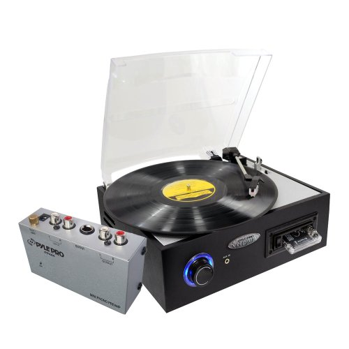 pre amp for pyle turntable - 8