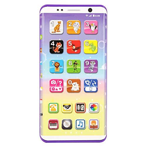 [해외]교육 스마트폰 완구 학습 전자 터치 스크린 폰 만화 애니메이션 화면 스마트폰 모바일 스마트폰 유아 아이 키즈 / Education Smartphone Toys Learning Electronic Touch Screen Mobile Phone Cartoon Cartoon Screen Smartphone Mobile Smartphone ...