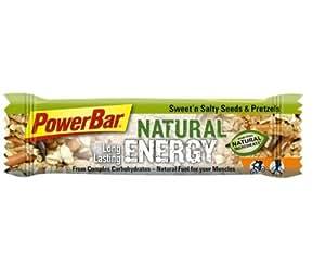 PowerBar Natural Energy Cereales 1 barrita x 40 gr - Sabor - Fresa