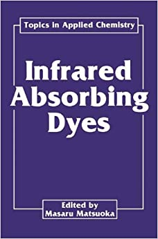 Infrared Absorbing Dyes (Topics in Applied Chemistry)