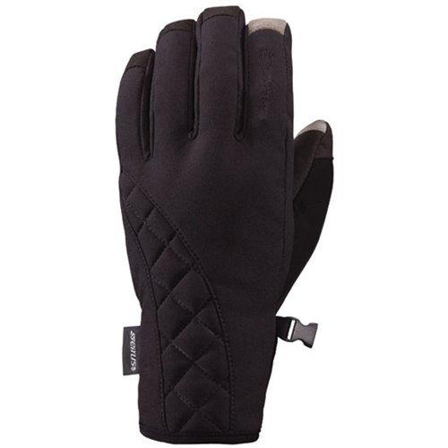 - Seirus Innovation Women's St Msslopescape Gloves, Medium, Black Quilt