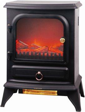 Iniciar rinconera 2000W eléctrico llama efecto estufa calentador de fuego