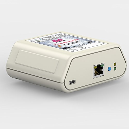 Lava Computer STS-PE: USB Ethernet Adapter with PoE (Data and Power) by VidaPower (Image #9)'