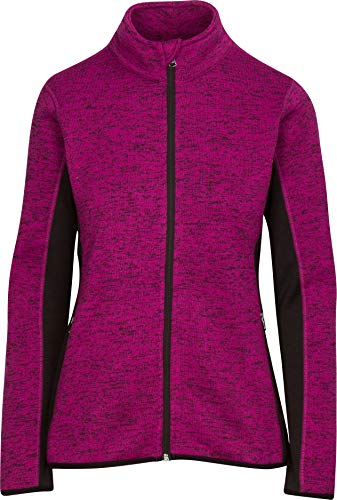 Marc New York Women Long Sleeve Jacket (Medium) Plum