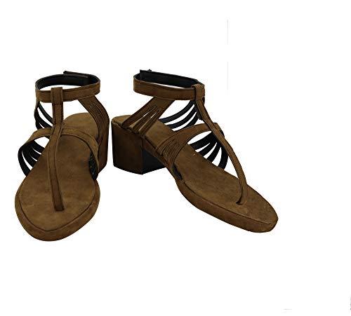 JoJo's Bizarre Adventure Jolyne Cujoh/Jolyne Kujo Cosplay Shoes Costume Boots Custom Made Brown