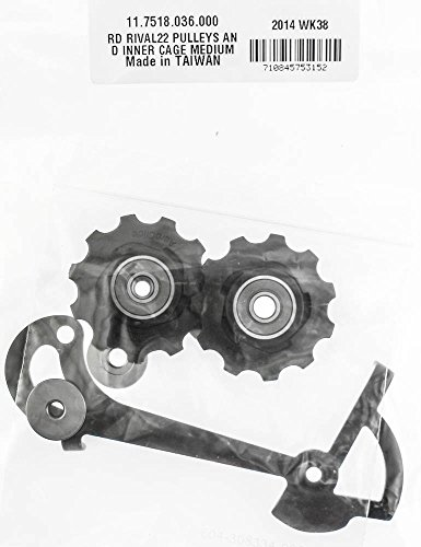 SRAM Rival22 Bicycle Rear Derailleur Pulleys/Inner Cage - DO NOT USE