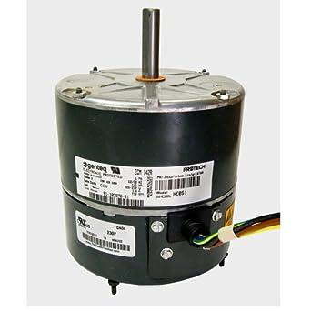 carrier ecm motor. oem upgraded carrier 1/5 hp 208-230v ecm condenser fan motor hc38gr235 ecm e