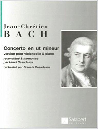 JC Bach: Concerto in C minor (Cello & Piano)