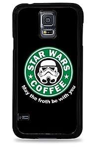 715 Storm Trooper Starbucks Samsung Galaxy S5 Silicone Case - Black