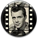 Film Strip Dirk Bogarde Badge by RetroBadge