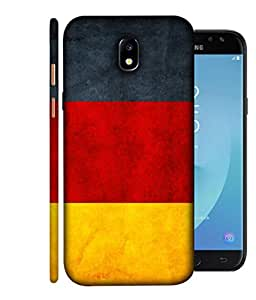 ColorKing Football Germany 04 Multi Color shell case cover for Samsung J7 Pro 2017