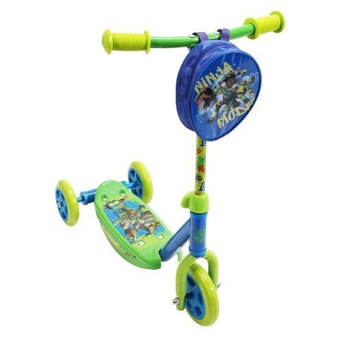PlayWheels Kids' Teenage Mutant Ninja Turtles 3-Wheel (Mutant Stem)