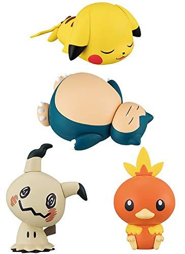 Pokemon Sun & Moon Caparara Pocket Monster 4