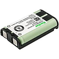 Kastar Cordless Phone Ultra Hi-Capacity Battery Ni-MH, 3.6 Volt, 1000mAh Replacement for Panasonic HHR-P104 HHR-P104A, 23968 439024 439025 439026 439030 439031 Rechargeable Battery