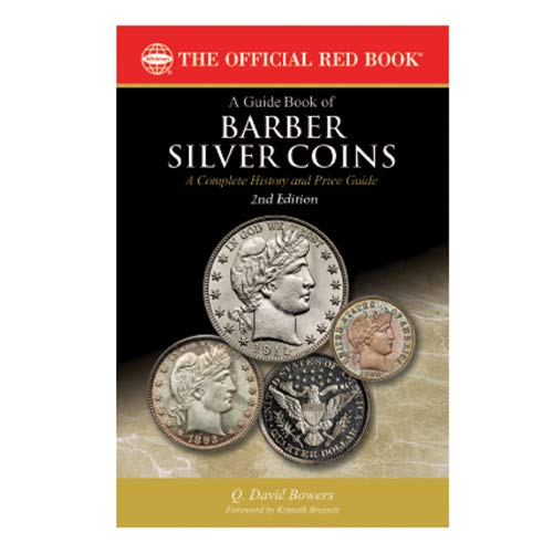 A Guide Book of Barber Silver Coins ()