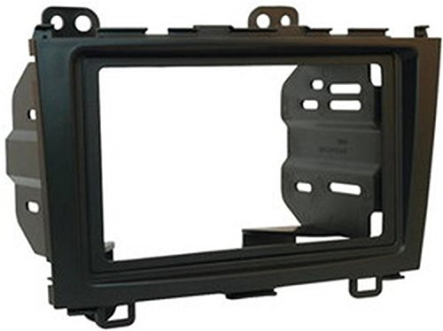 SCOSCHE HA1559B 2007-11 Honda CRV Double DIN or DIN w/Pocket Install Dash Kit (Aftermarket Honda Accessories)