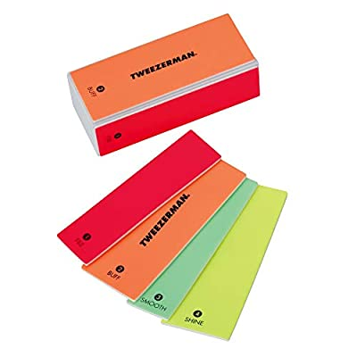 Tweezerman Neon Hot 4-In-1