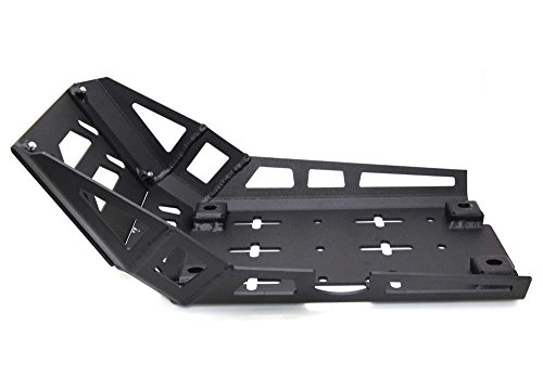 Expedition Skid Plate Engine Chassis Protective cover For BMW G310GS/G310R 2017- (black)