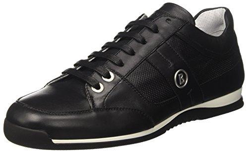 Bogner Munich 18a, Sneaker Uomo Nero (Nero)