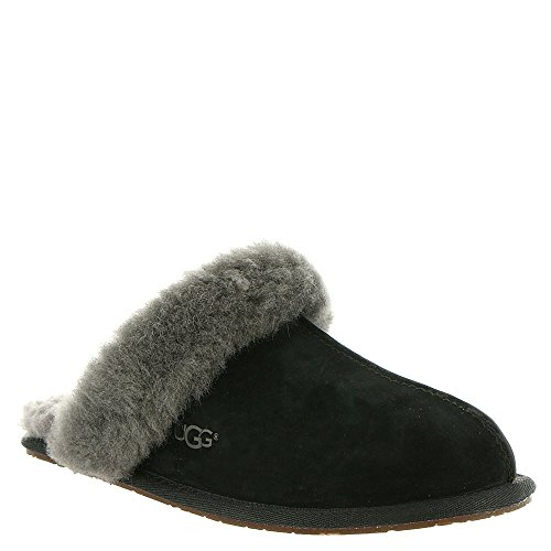 UGG Scuffette II Women's Slipper 8 B(M) US Black-Grey