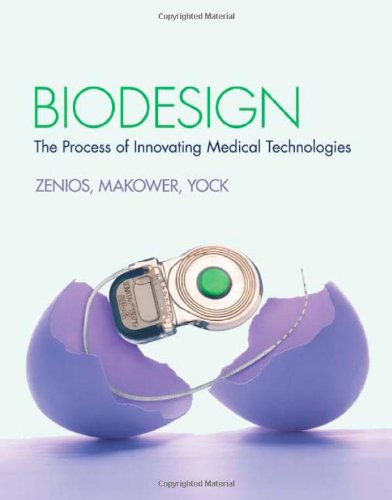 Biodesign: The Process of Innovating Medical Technologies Pdf