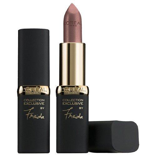L'Oreal Paris Colour Riche Collection Exclusive Lip Color, Freida's Nude [350] 0.13 oz - Exclusive Collection
