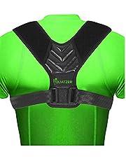 Houding corrector en rugbrace voor man en vrouw. Verstelbare posture corrector voor rechte rug schouders - Rugondersteuning, kyfose, nekpijn rugpijn verlichting - Gratis tas + eBook + weerstandsband