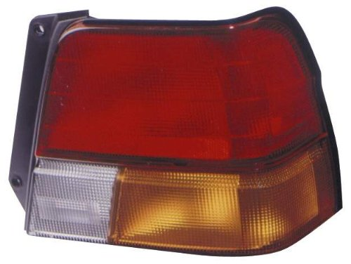 (Depo 312-1919R-US Toyota Tercel Passenger Side Replacement Taillight Unit without Bulb)