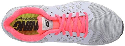 Donna Corsa reflect Pink gris Pegasus 31 Scarpe hyper Zoom Flash Grigio Nikeair Da black Silver ZYqn0