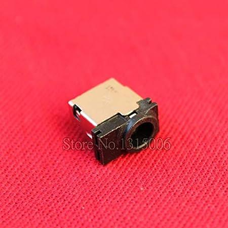 Computer Cables AC DC Power Jack Port Socket Connector for Samsung NP500P4C Q470C Q470CH NP270E5E NP270E5E-K01 NP270E5E-X01 NP275 NP500 Cable Length: 5PCS