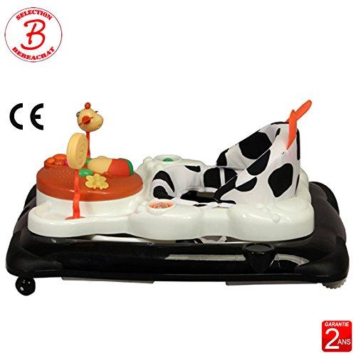 Andador Bebé Multi posiciones - Vaca: Amazon.es: Bebé