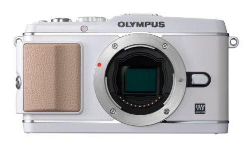 オリンパス ペンEP3 ホワイト ボディ